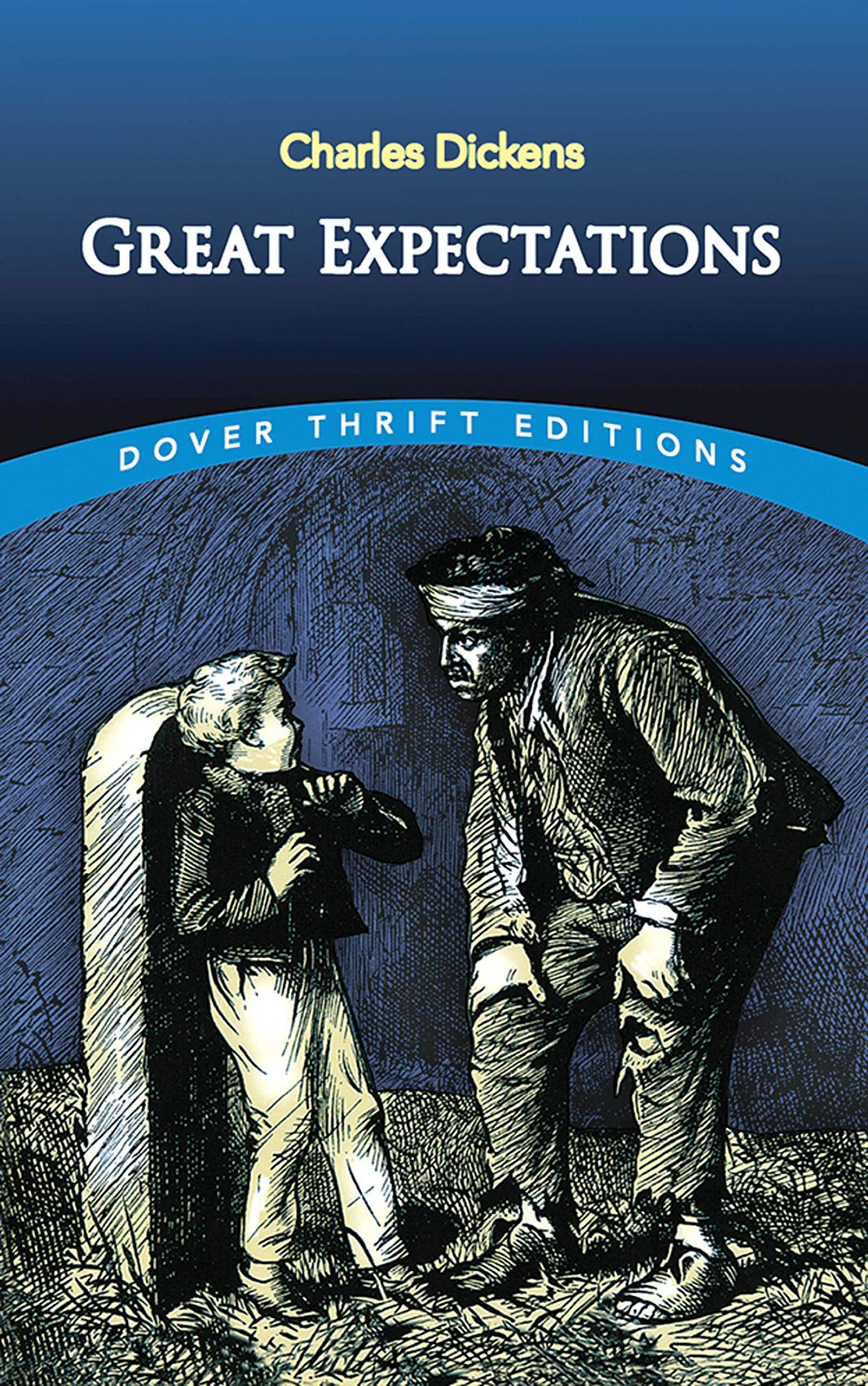 Great Expectations (Dover Thrift Editions): Charles Dickens: 9780486415864:  Amazon.com: Books
