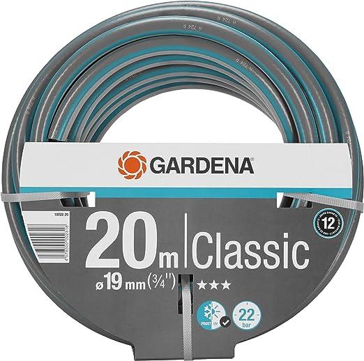 Gardena 18022-20 Manguera, Gris Oscuro / Azul: Amazon.es: Jardín