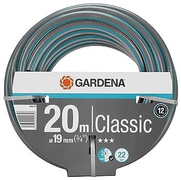 Gardena 18022-20 Manguera Gris, Naranja