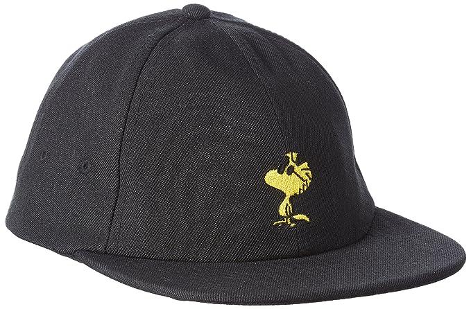 67ec973c97 Amazon.com  Vans X Peanuts JO Hat - Black  Sports   Outdoors