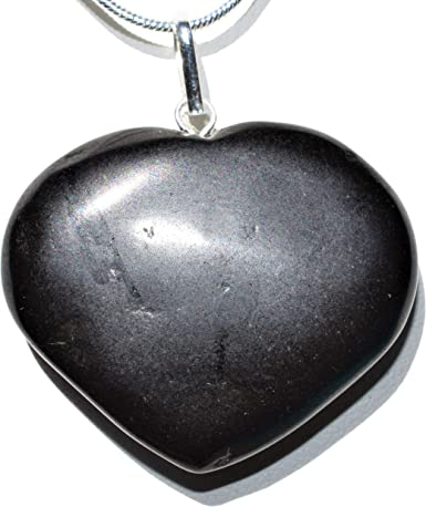 """Black crystal apple pendant necklace NEW 24/"""" long chain"""