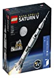 LEGO Ideas Nasa Apollo Saturn V 21309 Building Kit (1969 Piece)