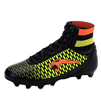 29d8c07e0 Ben Sports Kids Adults Mens Boys Cool FG AG Football Cleat Soccer Shoes  Football Boots