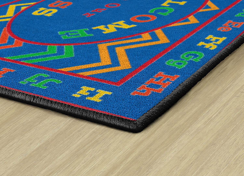 Flagship Carpets Cushy Alphabet
