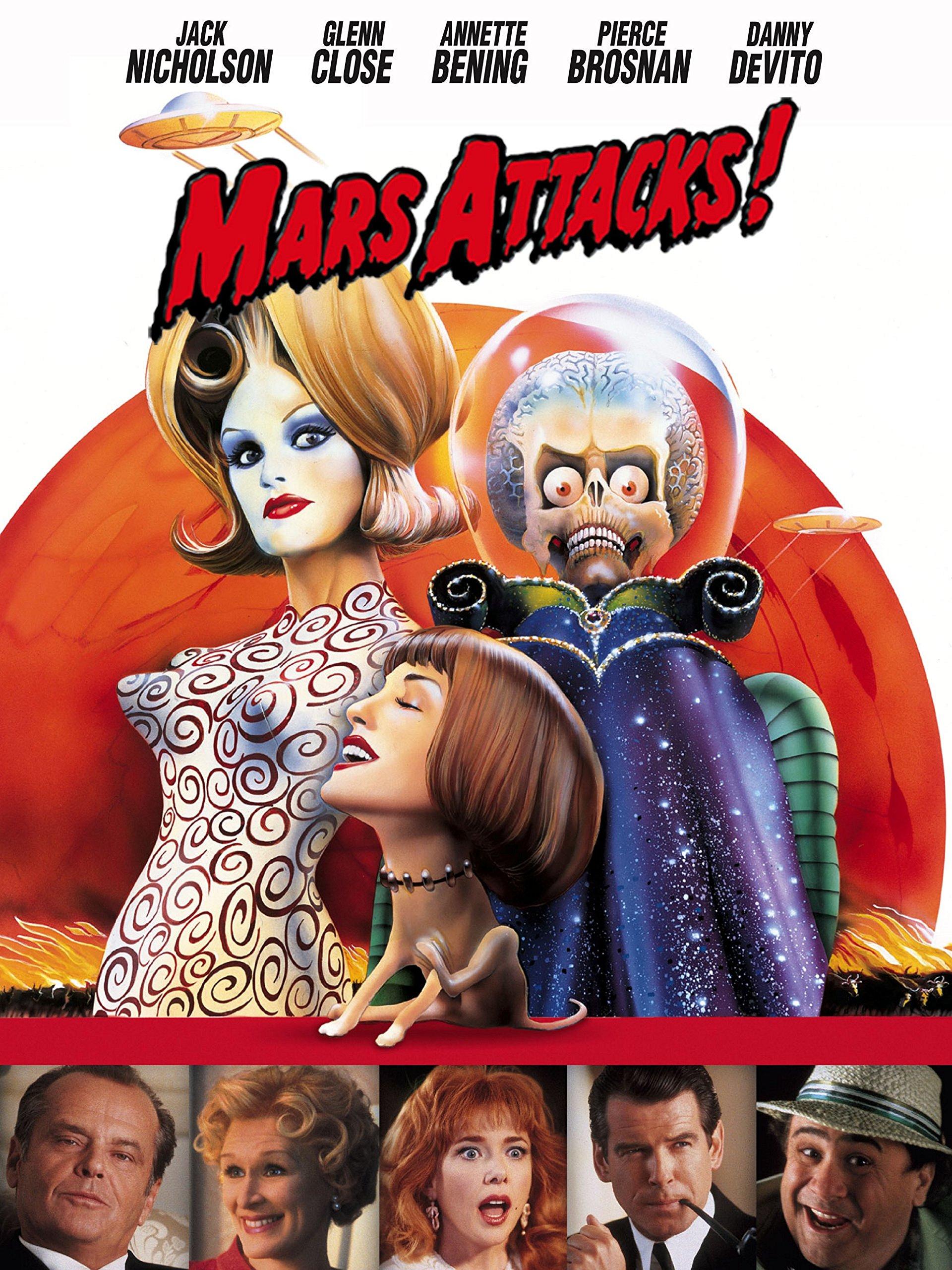 Mars Attacks Netflix