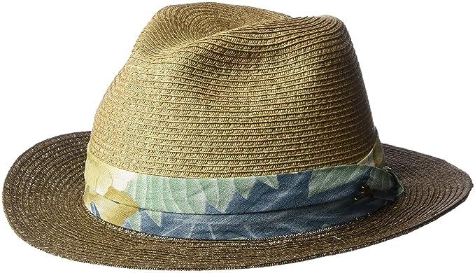 9636e45fc63 Tommy Bahama Men s Braid Safari Hat