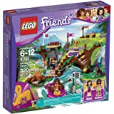 LEGO Friends Adventure Camp Rafting 41121