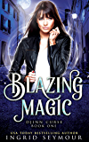 Blazing Magic (Djinn Curse Book 1)