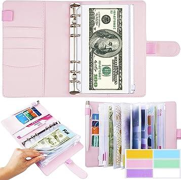 Planners Sinking Funds Envelopes for Budget Binder Dave Ramsey Budget Envelopes System Glitter Laminated Cash Envelopes
