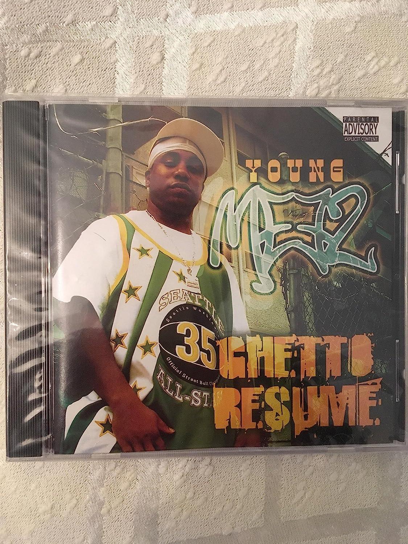 Ghetto Resume                                                                                                                                                                                                                                                    <span class=