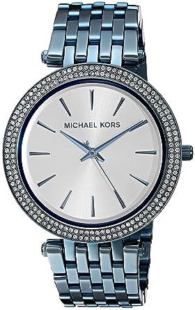 d0c551376ea5 Amazon.com  Michael Kors Women s Analog-Quartz Watch with Stainless ...