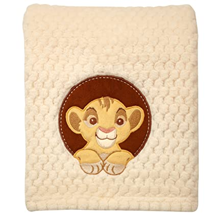 Disney Lion King Popcorn Coral Fleece Blanket