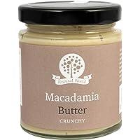 Nutural World - Mantequilla Crujiente de Macadamia (170g)