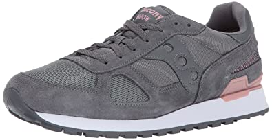 Saucony Originals Men's Shadow Original Fashion Sneaker, Charcoal, ...