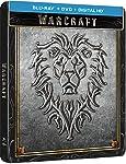 Warcraft Limited Edition Blu-ray Steelbook