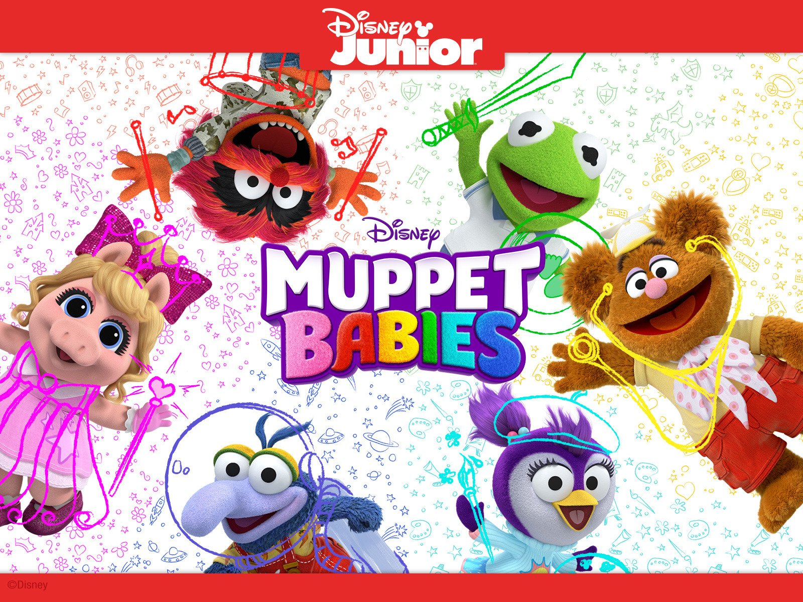 Amazon com: Muppet Babies Volume 1: Amazon Digital Services LLC