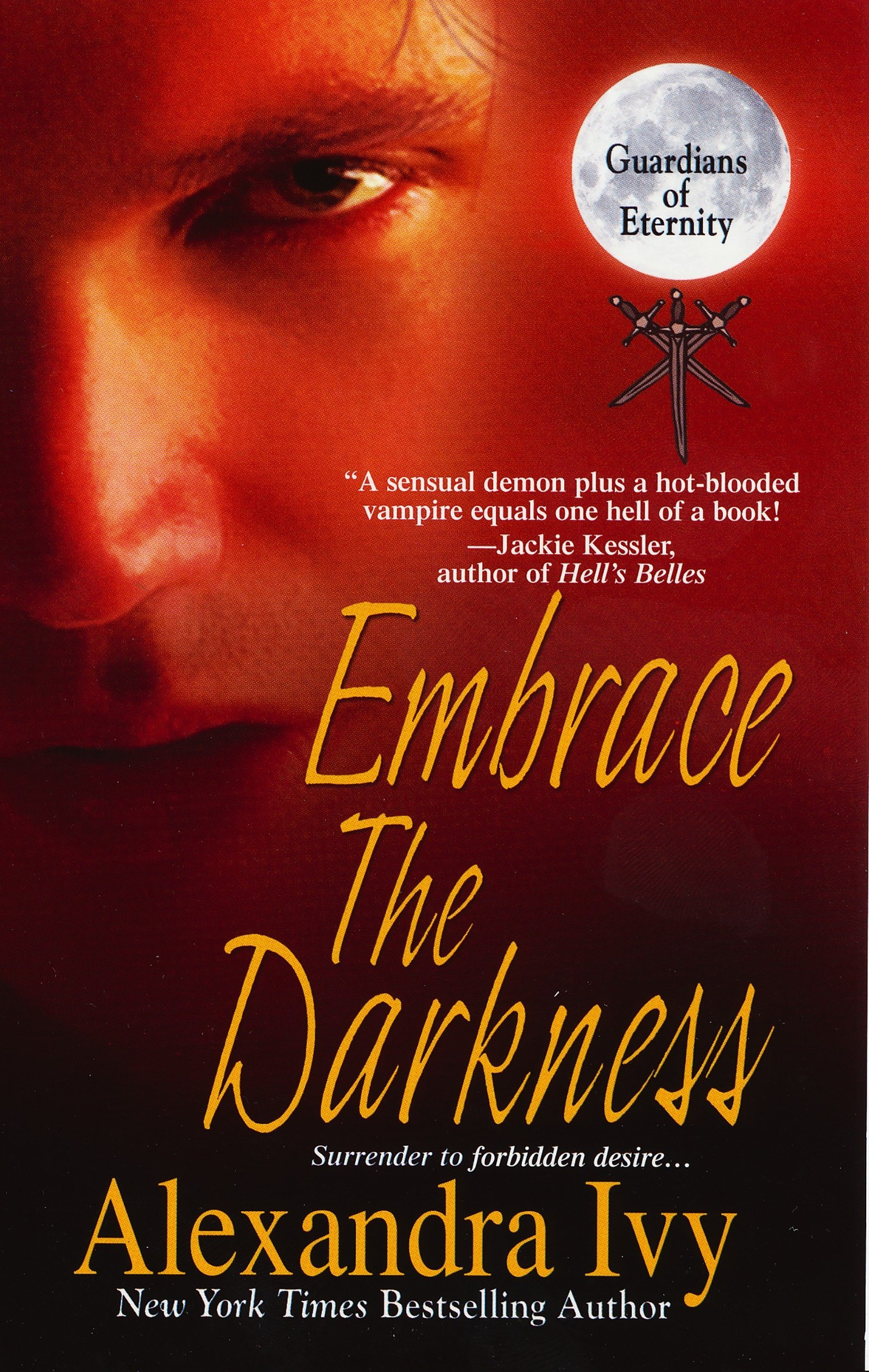 Download Embrace the Darkness (Guardians Of Eternity) PDF