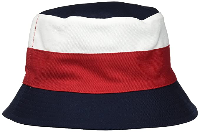 f79fae35 Tommy Hilfiger Reversible Mens Bucket Hat Blue at Amazon Men's Clothing  store: