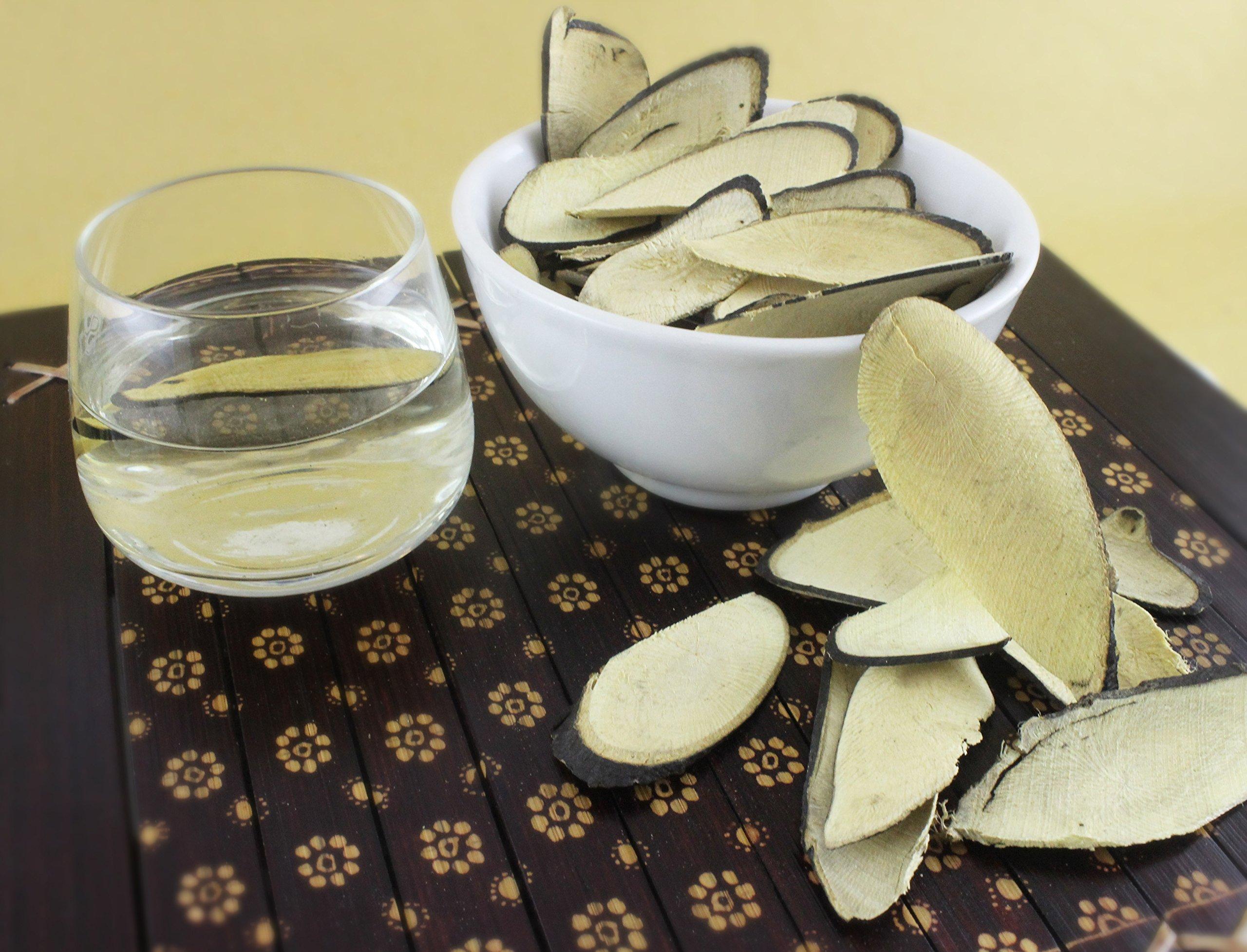 Natural Herbal Sex Booster, 100% Pure Black Tongkat Ali [Polyalthia Bullata] Root Slices (100g) by Rahsia Herbal (Image #2)