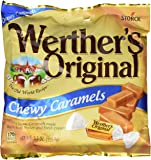 Werther's Original, Chewy Caramels - 5.5 oz (2 Pack)