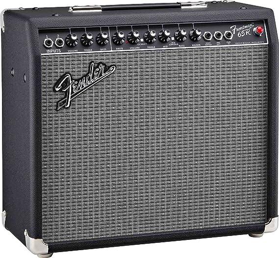 Amazon.com: Fender Frontman 65R Guitar Combo Amplifier: Musical Instruments