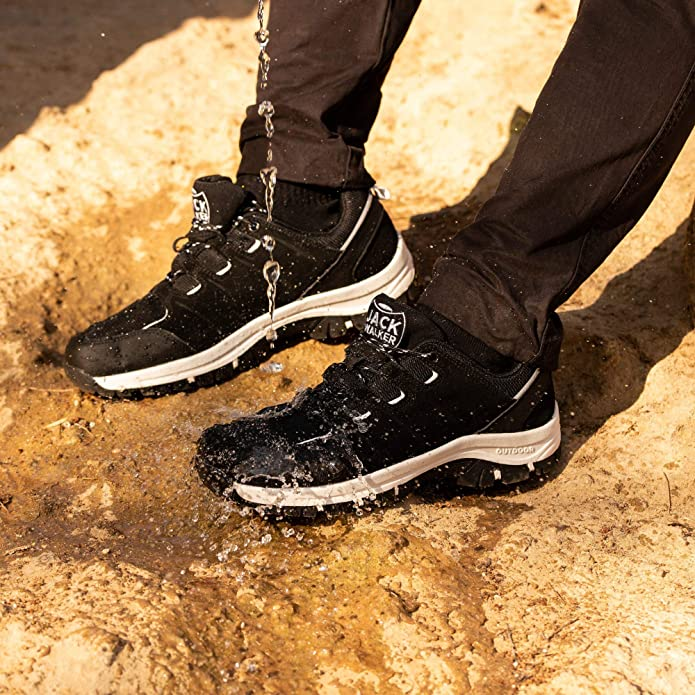 Zapatillas de Senderismo Trail Running para Hombre ultraligeras ...