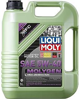 Liqui Moly 20232 Molygen New Generation 5W40 Motor Oil 169.05 Fluid_Ounces