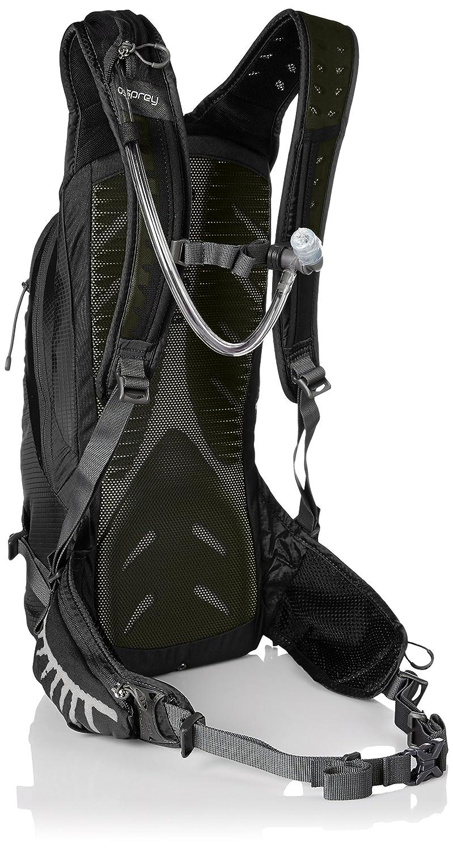 Mochila de hidratación OSPREY RAPTOR 10 Color Negro: Amazon.es: Deportes y aire libre