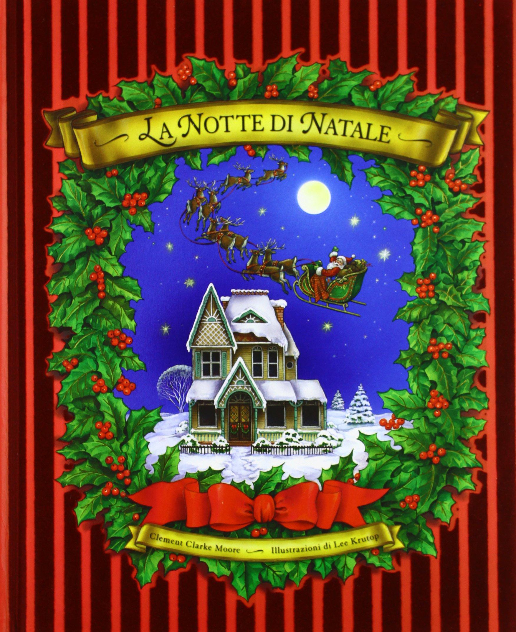 La Notte Di Natale.La Notte Di Natale Libro Pop Up Lee Krutop Clement C