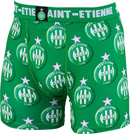 Boxer ASSE Collection officielle AS SAINT ETIENNE Sous