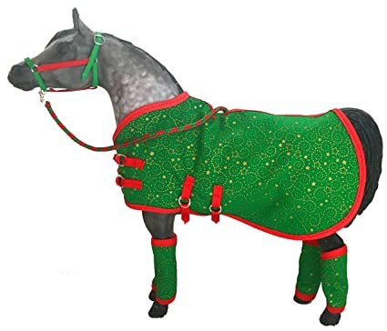 Christmas Horse Tack.Buy Model Horse Tack Set Christmas Star Online At Low