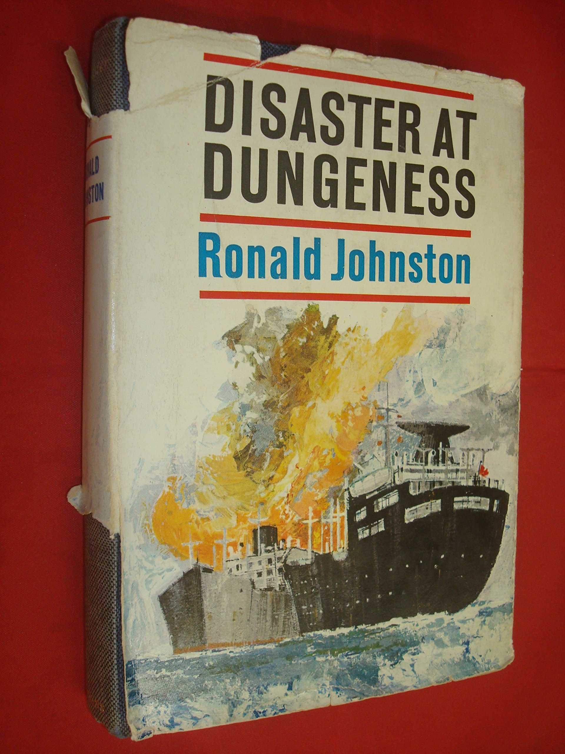 DISASTER AT DUNGENESS