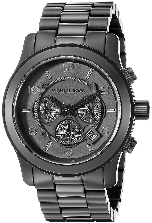 Michael Kors Reloj analogico para Hombre de Cuarzo con Correa en Acero Inoxidable MK8157