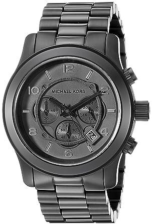 e7087f8a0cb04 Michael Kors Reloj analogico para Hombre de Cuarzo con Correa en Acero  Inoxidable MK8157  Michael Kors  Amazon.es  Relojes