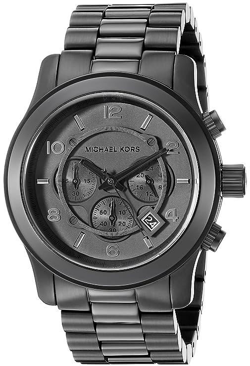 dae0898985e1 Michael Kors Men s MK8157 Runway Black Watch  Michael Kors  Amazon.ca   Watches