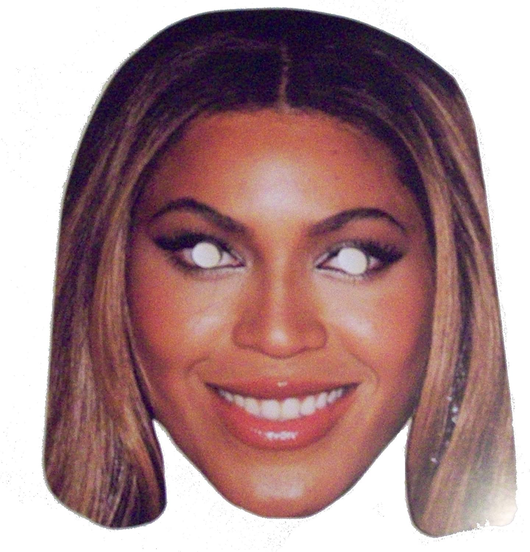 famous People Masks Beyonce Knowles (máscara/careta): Amazon.es ...