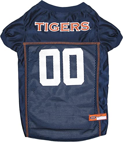 Football Jerseys for Dogs /& Cats Available in 50 Pets First NCAA PET Apparels Basketball Jerseys Collegiate Teams /& 7 Sizes