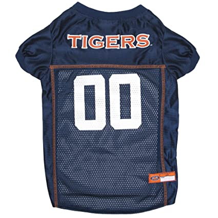 d27f4335a64 Amazon.com : NCAA AUBURN TIGERS DOG Jersey, Medium : Pet Supplies