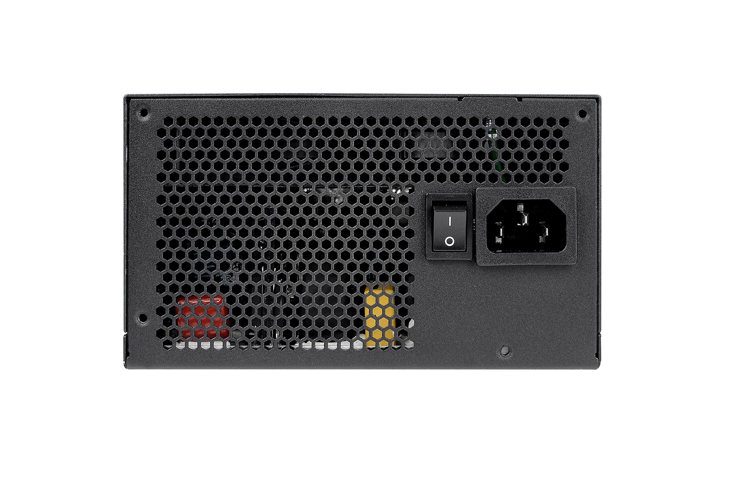 Thermaltake Smart Standard 750W 80 PLUS Bronze ATX12V 2.3 Power Supply SP-750P by Thermaltake (Image #4)
