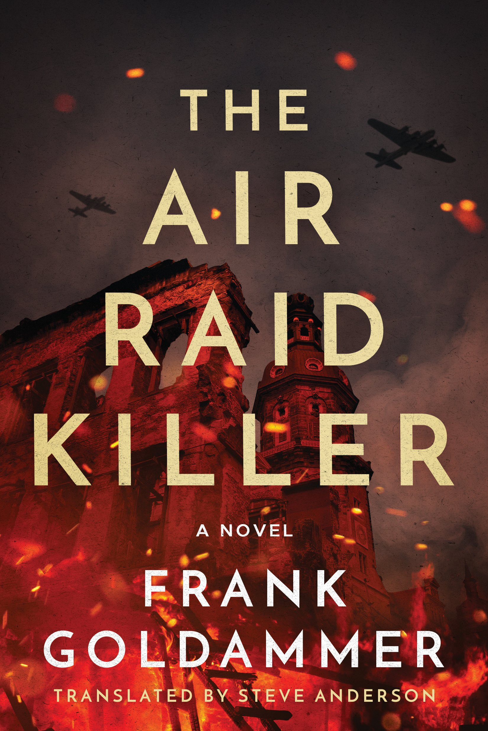 The Air Raid Killer (Max Heller Dresden Detective Book 1) (English Edition)