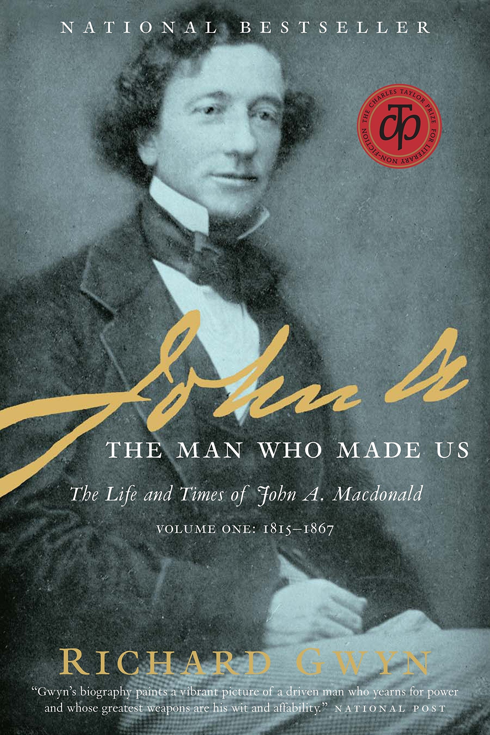 John A: The Man Who Made Us ebook