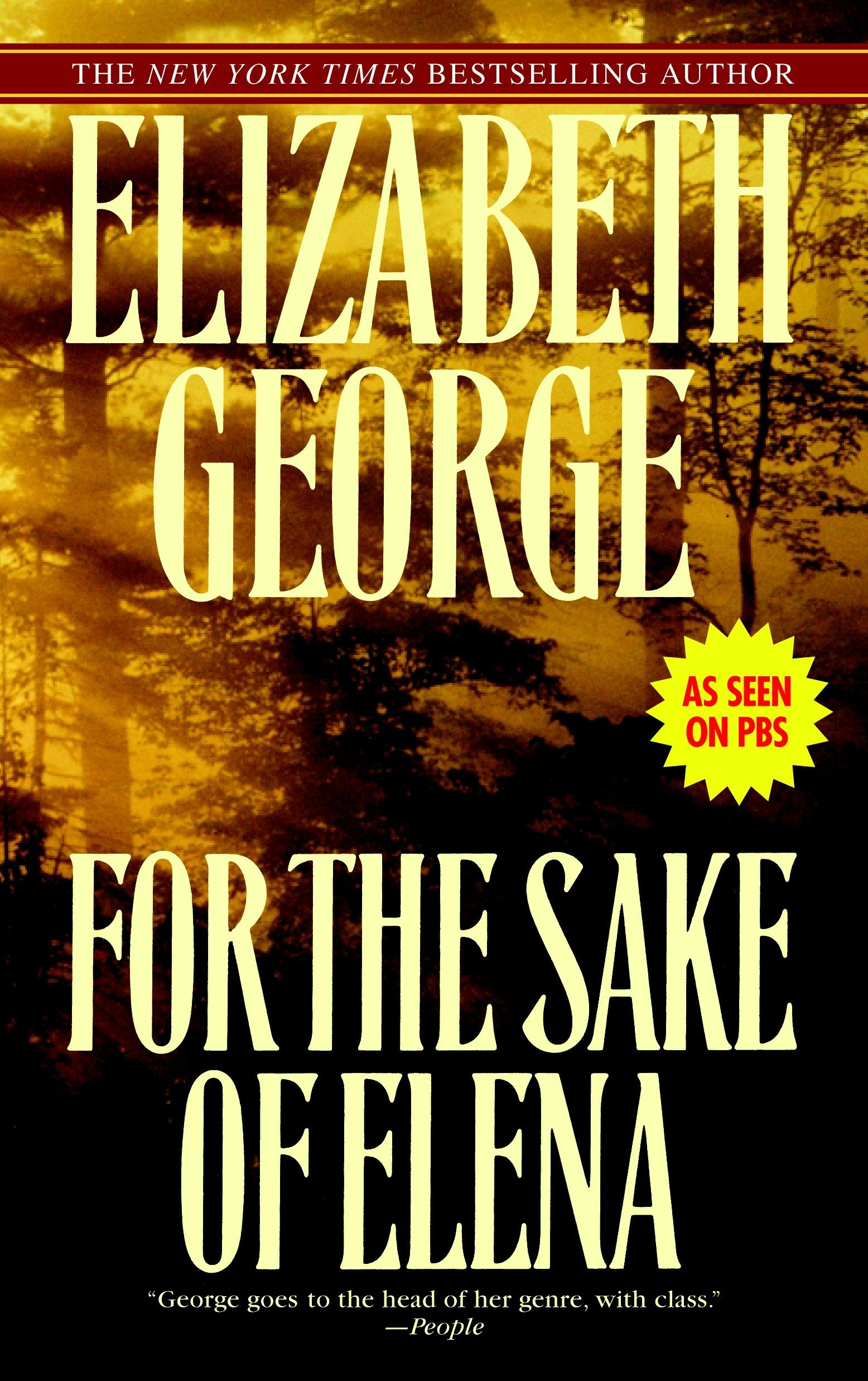 For the Sake of Elena (Inspector Lynley) ebook