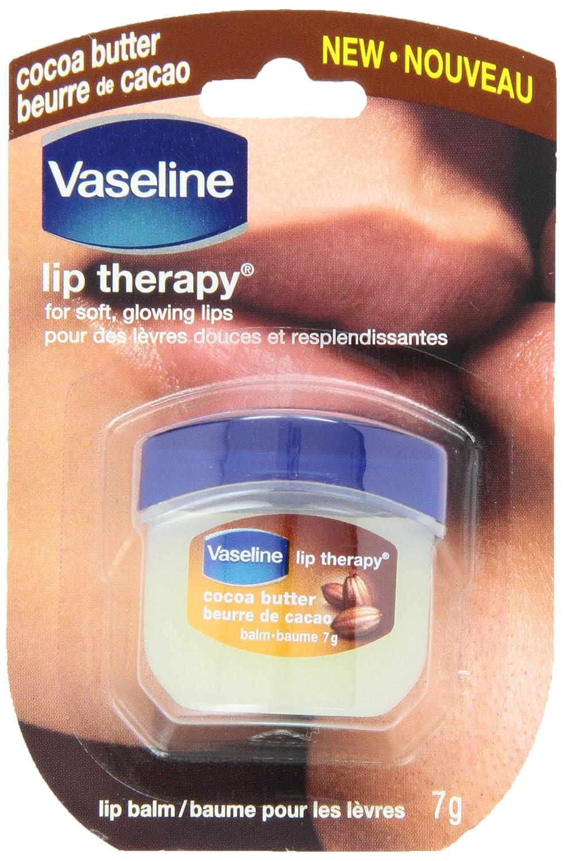 Vaseline Lip Therapy Cocoa Butter Lip Balm 7g