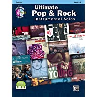 Ultimate Pop Instrumental Solos: Trumpet (Book & CD)