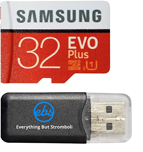 Samsung EVO Plus - Tarjeta de Memoria para Samsung Galaxy J3 J1 ...
