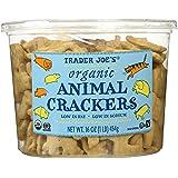 Trader Joes Organic Animal Crackers 16 Oz.