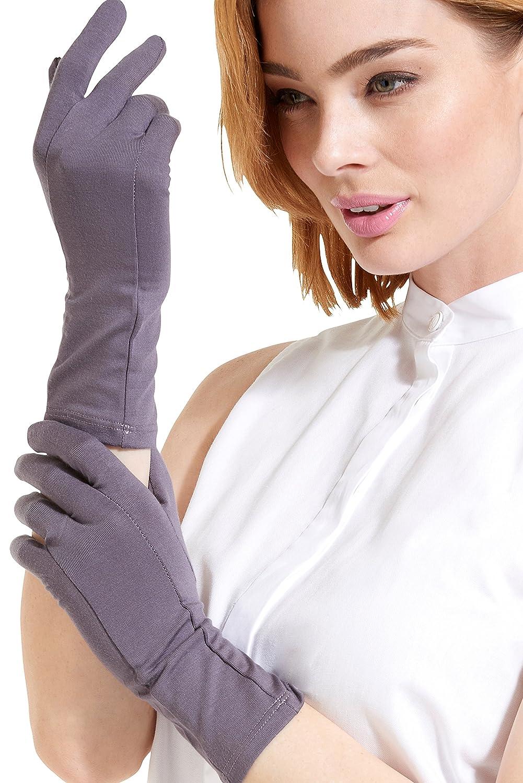 Prioritec Original Touchscreen Friendly Handschuhe, damen, graphit