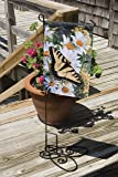 Evergreen Flag 21000 Black Garden Flag Stand With