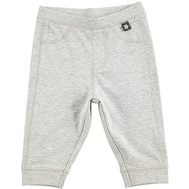 MOLO Scott - Pantalones de chándal con Cintura elástica y Borde ...