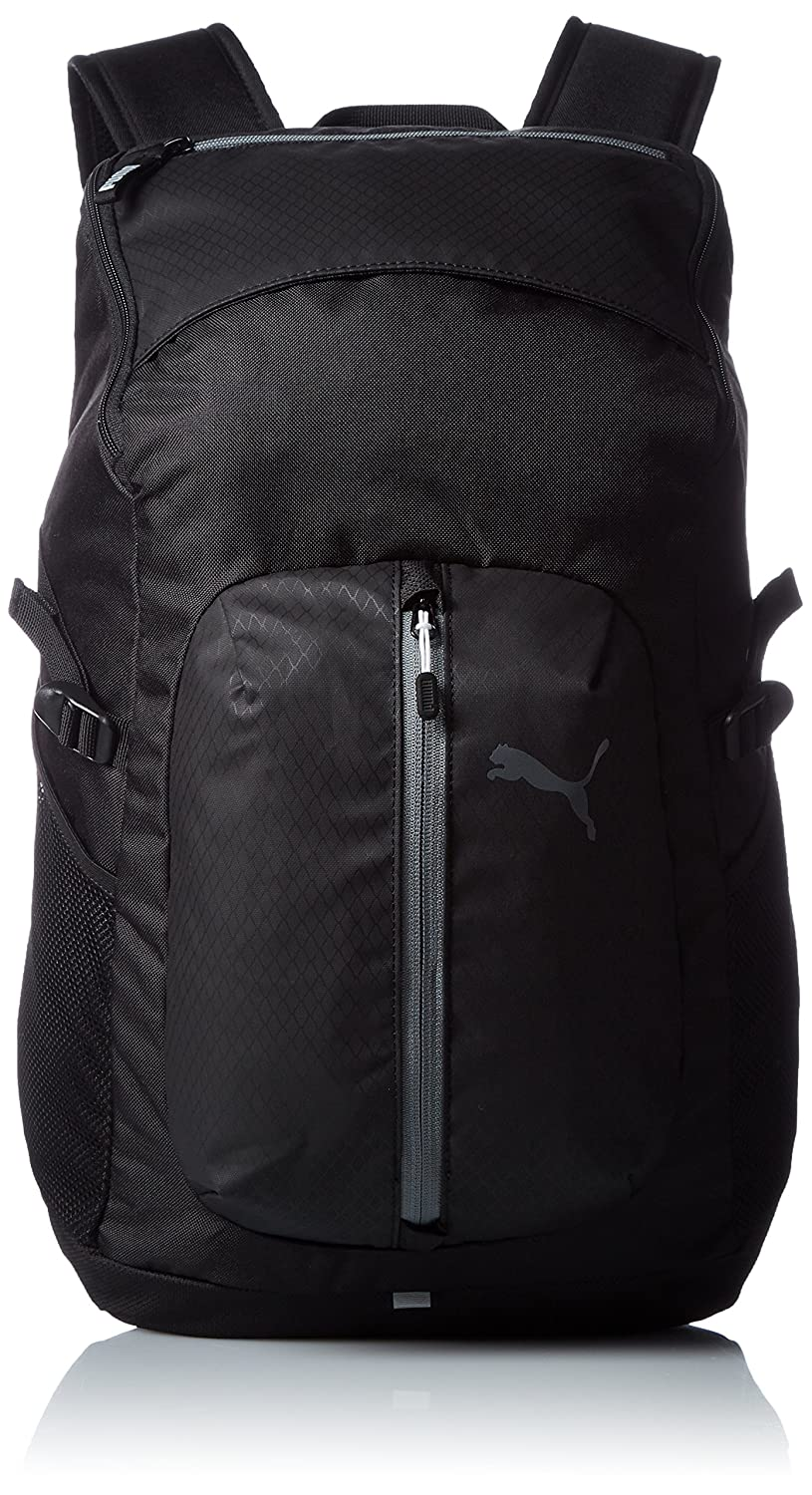 Puma 30 Ltrs Black Casual Backpack (7440201)  Amazon.in  Bags, Wallets    Luggage d2f070a286